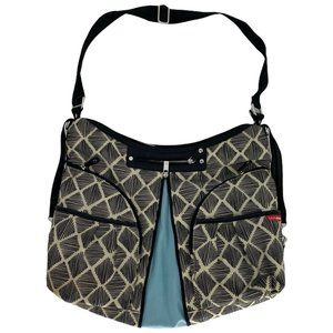 "SKIP HOP ""Versa"" Expandable Diaper Bag Purse Chic"